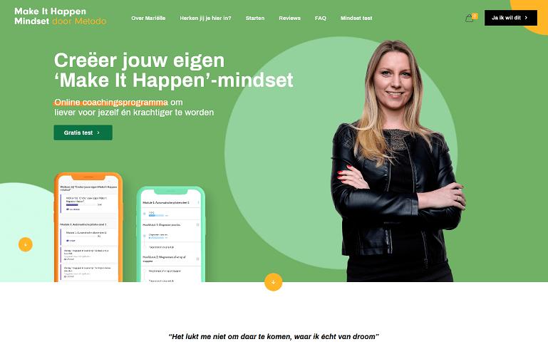 Screenshot_2020-11-19 Make It Happen mindset Online Coachingsprogramma